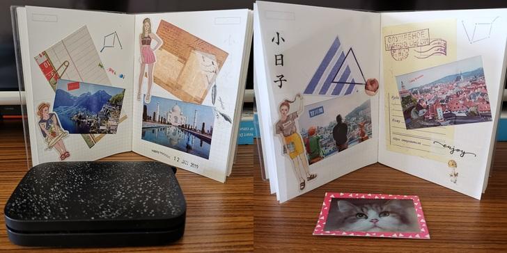 "HP Sprocket口袋相印機:相片隨手印、隨手貼、分享列印、AR""動""相片 - 33"