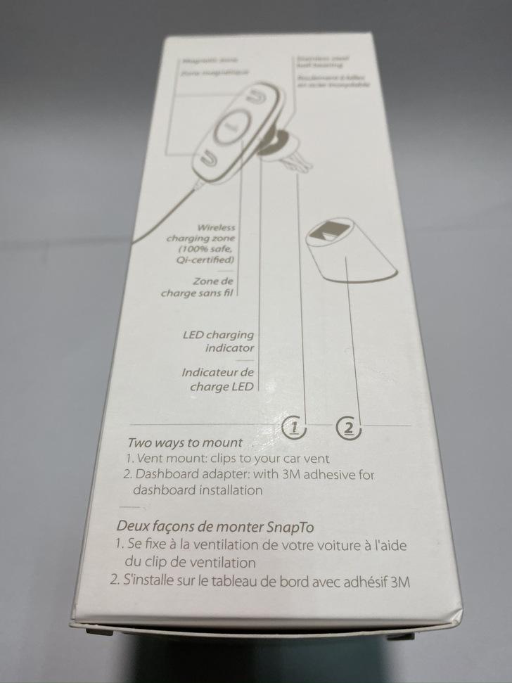 SnapTo™ 磁吸無線充電手機車用支架實測試用心得 - 8