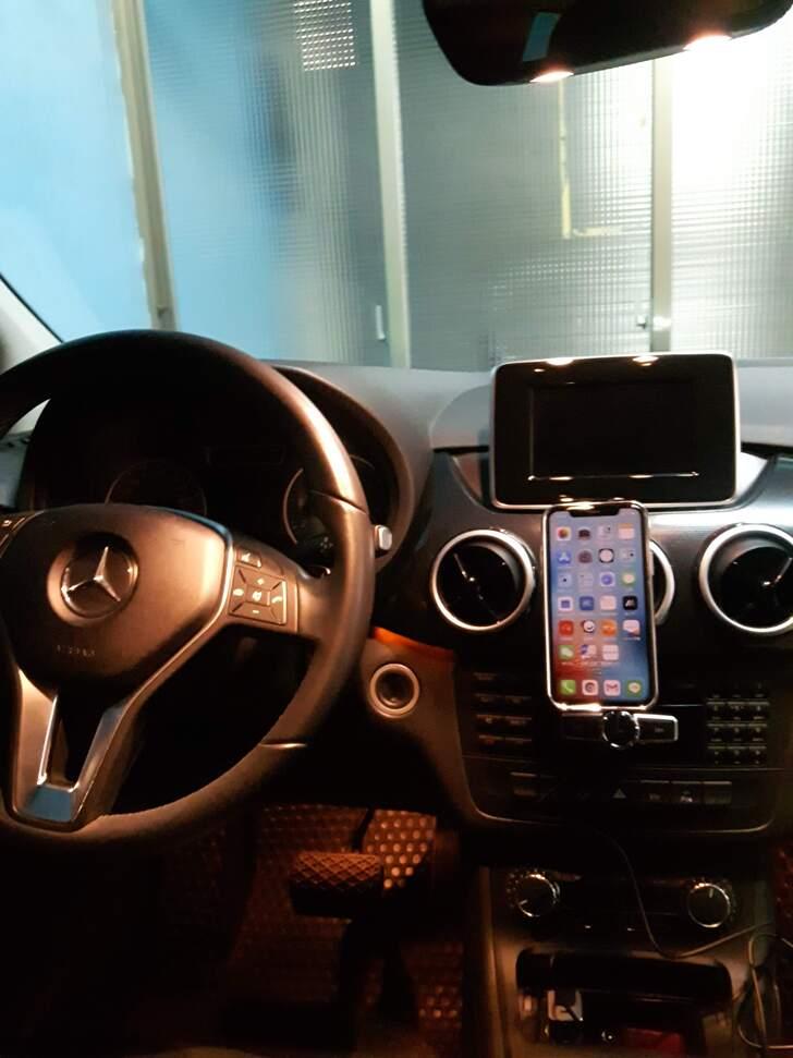 SnapTo™ 磁吸無線充電手機車用支架實測試用心得 - 19