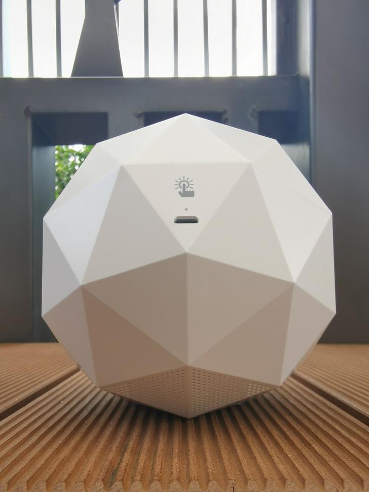 【FAMMIX】HK-01智慧語音小夜燈:我的聲控精靈,讓家更簡單